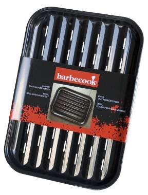 Barbecook grillpan email